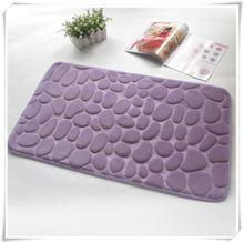 Hot selling bath mat memory foam/Memory foam bath mat_ Qinyi