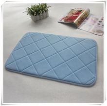 Circle With Memory Foam Bath Mat/Memory foam bath mat_ Qinyi