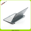 Ultra thin Aluminum Bluetooth Keyboard With Magnetic Smart Cover For New iPad 5
