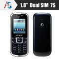 Ultra pequeno telefone celular dual sim baratos 6$