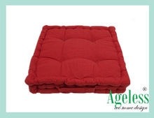 NEW DESIGN red chair and lounge mat/cover , chair cushion