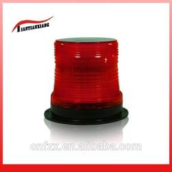 Flashing Red LED Beacon Warning Light emergency vehicle strobe lights