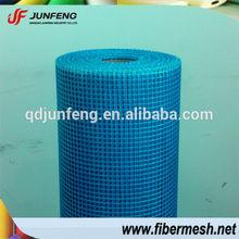 100gr 5*5mm 1.5m*100m fiber stone mesh netting in Turkey