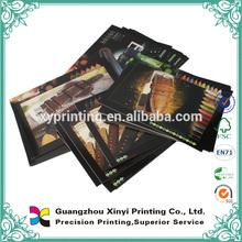 Custom High Quality Presentation Sample Leaflet