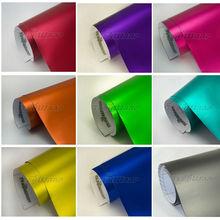 TeckWrap Car Body Protection Film High Stretch stable pigment Chrome matte Wrap Vinyl Film