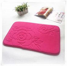Super soft indoor kids soft baby crawling foam mat,rubber backed floor mat/Memory foam bath mat_ Qinyi