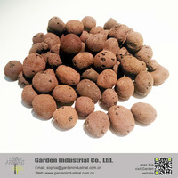 Garden Hydroponic Growing Media Expanded Clay Pebbles