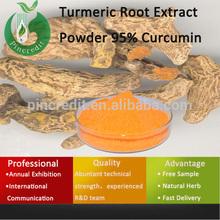 Nano Curcumin/Organic Turmeric Curcumin Powder/Turmeric Root Extract Powder 95% Curcumin