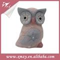 2014 venda quente de porcelana cerâmica estatueta coruja