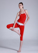 wholesale women sports wear custom organic yoga clothing