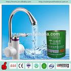 Color adjustable water based elastomeric polyurethane waterproof coating