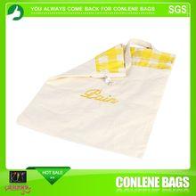 wholesale carry cotton canvas tote bag long handle