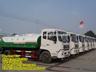 10000 Liter Dongfeng Tianjin 4*2 Water Truck Water Tank Truck