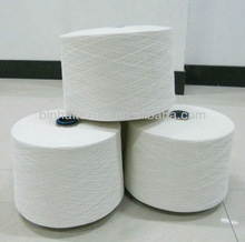 rayon yarn single raw white with good price