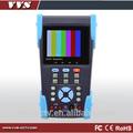 Di sicurezza ip 3.5 pollici multi- funzione di controllo ptz cctv tester video