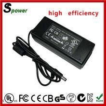 90w LED strip light power adapter 12V 7.5A with saa ce gs uk ul pse kc cb