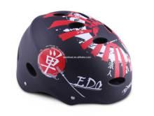Sunshine kid crash riding helmet , children off road dirt bike helmet plastic, kids cartoon animal cute safety biking helmet