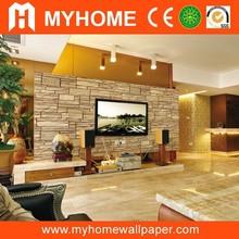 2014 New design wallpaper, home wall decorative wallpaper 3d, pvc wall paper
