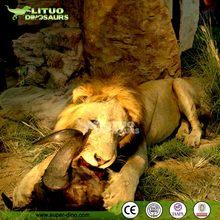 Zoo Life Size Mechanical Animal Model