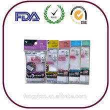 plastic printing zipper bags manufacture