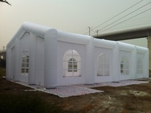large inflatable event outdoor advertising tent inflatable wedding/party tent