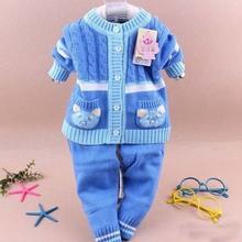 tcss1009 2014 más nuevo diseño de dibujos animados de otoñoimpresoinfantil suéter tejido diseños de venta al por mayor