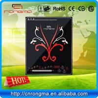 hot pot cooker home appliances touch control ETL GS CE CB ROHS certification electric induction cooker