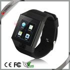 2014 Hot new products android wifi watch phone, best cell phone watch wristband bluetooth