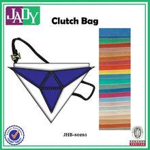 Factory hight quality bags handbags fashion 2014 guangzhou triangle fashion elegance clutch bag lady sexy handbag