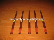 Wholesale domestic natural color lacquer chopsticks