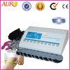 EMS pads electro muscle stimulator fat reduction machine AU-800S