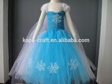 2014 Hotsale Frozen Tutus dress (NO MOQ)