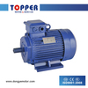 Y2 Series three phase motors B3 mounting type with CE certificate