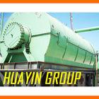 HUAYIN BRAND waste tyre pyrolysis oil refinery