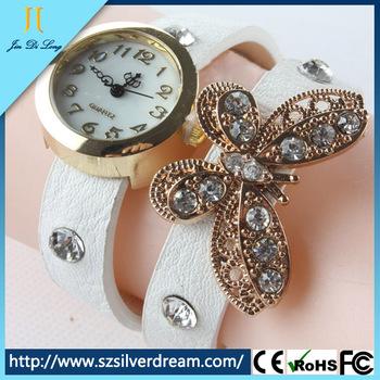 Youngs watches 2014 quarz watch leather women watch wrist fashion lady watch