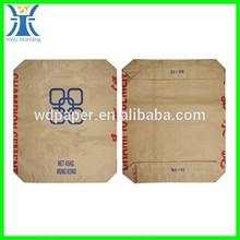 yiwu new design top popular durable sack kraft paper cement bag