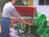 Good feedback paddy rice thresher/sorghum thresher machine/sesame thresher