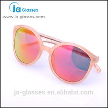 متعددة-- اللون النساء نظارات شمسية عدسة المرآة