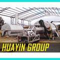 huayin marca 10 ton pirolisi macchine pneumatico