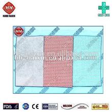 Ampliamente - used desechable no tejido de limpieza toallitas húmedas