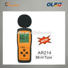 Digital Sound Noise Level Meter AR214, Mini type