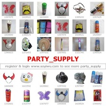 PARTY THEME PRODUCTS : One Stop Sourcing from China : Yiwu Market for PartySupply