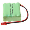 AGA manufacturer nimh aaa 9.6v 800mah rechargeable battery pack