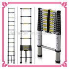 Aluminum Extension Telescopic Step Ladders