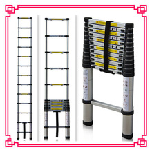 Aluminum Extension Telescopic Step Ladders
