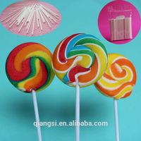 Food grade white rock sugar candy sticks