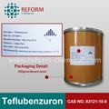 Teflubenzuron 5% sc amoniocas. 83121-18-0 de plaguicidas