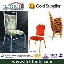 Aluminium Modern Banquet Chair for luxury wedding party tent