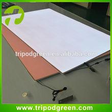 white light 2m*1m el backlight sheet at 150cd/m2-1 warranty time