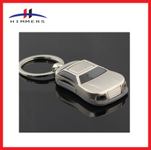 hot sell Mini car shaped LED custom key chain to outdoor activities